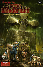 GRIMM FAIRY TALES Presents ESCAPE FROM WONDERLAND #3 - Cover A - New Bagged