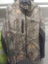Gamhide x Waste Management hunting jacket size 2XL