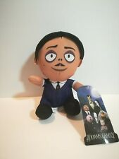 New The Addams Family Gomez Licensed Plush Stuffed Toy
