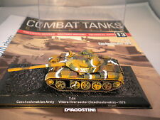 Deagostini Combat Tanks Issue 13 - T-54 Czechoslovakian Army Vitava River Sector