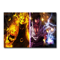 Uchiha Sasuke Hot Anime Naruto Shippuden 24x36 inch Poster