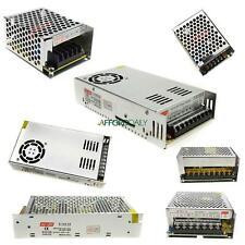 DC 1/2/3/5/6/10/15/20/30A/33A Switch Mode Power Supply Adapter 24V/12V LED Strip