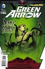 GREEN ARROW #21 NM 1ST PRINT