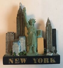 New York Refrigerator Fridge Magnet Statue Of Liberty