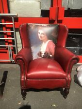 tetrad armchair One Off Production Model ARTWORK BACK