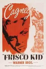 FRISCO KID Movie POSTER 27x40 B