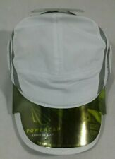 Panther Vision POWERCAP Lighted White Silver reflect Baseball Hat LED Cap Light