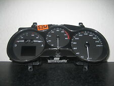Tacho Kombiinstrument Seat Altea 1P0920810E Benzin Bj.09 Cluster Cockpit E231