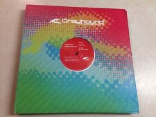 Grayhound Recordings GND038 Joshua Collins Token Ring EP don't Let Go