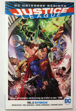 Justice League Vol. 2: Outbreak (Rebirth series) by Hitch, Bryan tpb Paperback