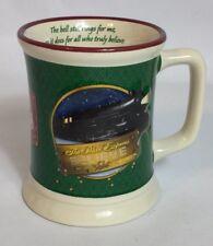 The Polar Express 3D Mug Train Ride Christmas Coffee Cup Warner Brothers