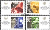 BRD (BR.Deutschland) 2051-2054 (kompl.Ausg.) postfrisch 1999 50 Jahre BRD
