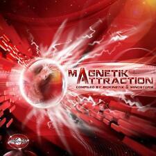 MAGNETIK ATTRACTION = Biokinetix/Shalys/XSI/Noize...= CD = PSY TRANCE !!!