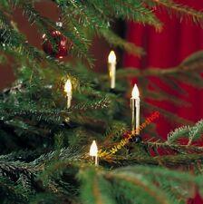 Weihnachtsbaumbeleuchtung 40er Lichterkette gold gefrostet 2336-800 innen