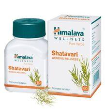 Himalaya Shatavari (Asparagus racemosus) Wellness 60 Tablets Herbal Product