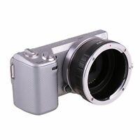 Canon EF EF-S Lens to Sony E-Mount A7R A7 A6000 NEX-3 5 6 7 Adapter Ring EOS-NEX