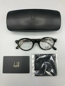 DUNHILL Grey & Black Frames, RRP:£275! NEW WITH CASE, VDH020