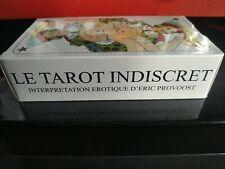 Jeu de Tarot Indiscret, pour Adultes à jouer de collection! Français🇫🇷