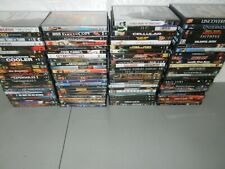 Your Choice of over 90 Dvd's Action & Drama Movies Used Choose Lot #5