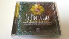 "CD ""LA FLOR OCULTA DE LA MUSICA CUBANA VOLUMEN 2"" CD 16 TRACKS COMO NUEVO"