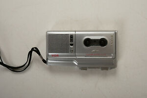 Sony Clear Voice Plus (O2L) Microcassette- Corder M-670V For Parts or Repair