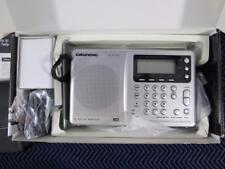 Grundig Yacht Boy YB 400 PE World Receiver AM FM SW MW LW SSB Shortwave