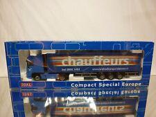 CSE - DAF 95XF TRUCK + TRAILER - CHAUFFEURS - RANDSTAD 1:50 - GOOD IN BOX