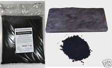 5 kg Pigment Oxid Schwarz - Anthrazit - Grau für Betonmasse, Putze, Gips
