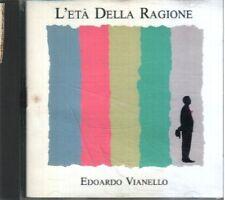 VIANELLO EDOARDO L'ETA' DELLA RAGIONE CD TIMBRO SIAE