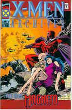 X-MEN ARCHIVES # 4 (of 4) (Dave Cockrum) (États-Unis, 1995)