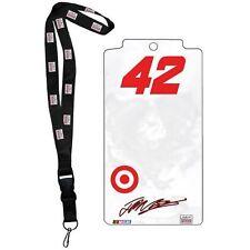 Juan Pablo Montoya 2012 #42 Target Lanyard W/Credential Holder