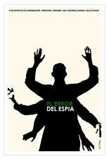 "Cuban decor Graphic Design movie Poster 4 film noir""SPY Mistake""Men in Black"