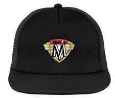 Maico retro motocross cap, old school vintage MX trucker hat , snapback