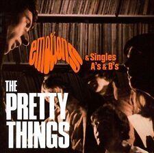 THE PRETTY THINGS - Emotions & Singles A`s & B`s ( 2 CD Set )