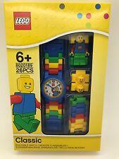 LEGO Classic Mini-Figure Link Kids Watch 8020189 NEW! 50 Meters Water Resistant