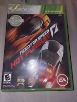 Need For Speed Hot Pursuit Platinum Hits: Xbox 360 [Brand New]