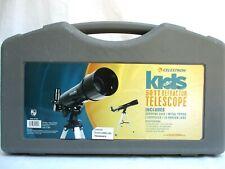 CELESTRON..50TT..KIDS..REFRACTOR..TELESCOPE..MODEL #22015..IN CASE