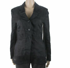 Giacca Donna Armani Jeans Taglia Size 42 Maglia Blazer Jacket Woman Lino Rosa Clothing, Shoes & Accessories