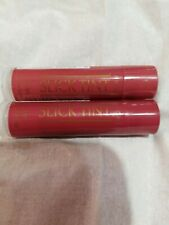 LOT OF 2 - AVON SLICK TINT LIP GLOSS - GLOSSY WINE - .15 OZ  - RARE - NEW SEALED