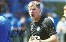 PORTSMOUTH: JOE GALLEN SIGNED 6x4 ACTION PHOTO+COA