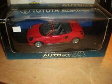 AUTOart  1/18 Toyota MR2 Spyder        MIB