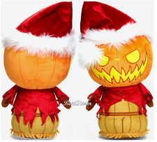 Funko Nightmare Before Christmas Pumpkin King Santa Plush Super Cute Plushies