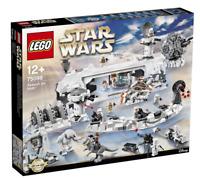 LEGO 75098 STAR WARS ASSAULT ON HOTH MISB NRFB (2016) nuovo con scatola Raro!