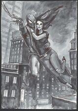 11 x 17 Art Spider Man Go-Go Dancing Days Mary Jane Watson