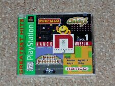 Namco Museum Vol. 1 Sony PlayStation Brand New Factory Sealed Greatest Hits