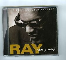 CD RAY CHARLES RARE GENIUS THE UNDISCOVERED MASTERS