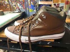 Converse CTAS Street Boot HI Dark Clove Size US 13 Men 157503C New Chuck Taylor