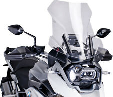 PUIG NAKED NEW GENERATION WINDSHIELD (CLEAR) Fits: BMW R1200GS,R1200GS Adventure