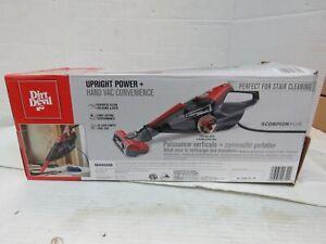 Dirt Devil Scorpion Plus Handheld Vacuum - Red (SD30025B) (TZ3)