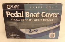 """New Lunex Rs-1 Pedal Boat Cover, Fits Pedal Boats Up To 112.5"""" L - Read Des!"""